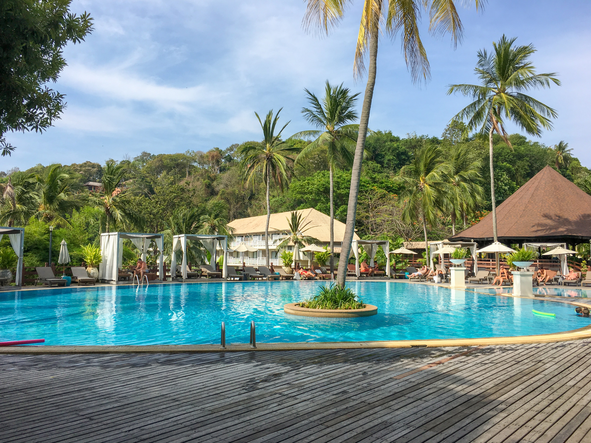 Cape Panwa Hotel Swimming Pool