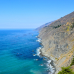 Coastal Views At Ragged Point In California