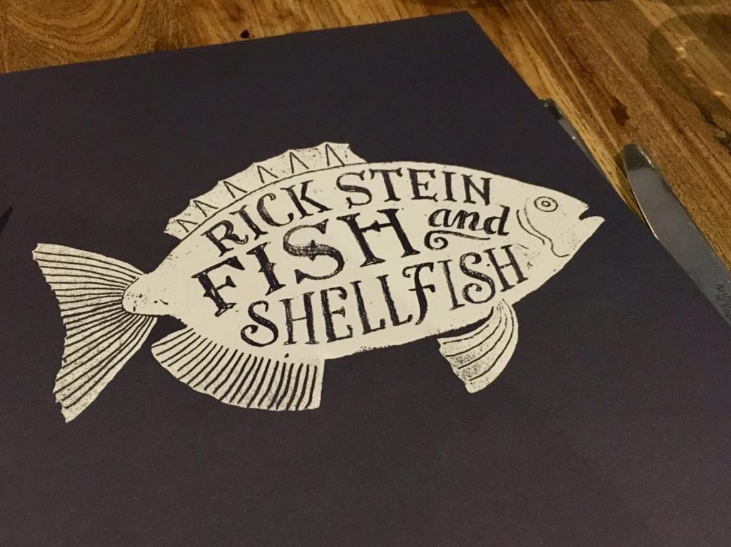 Rick Stein Fish and Shellfish Porthleven Cornwall