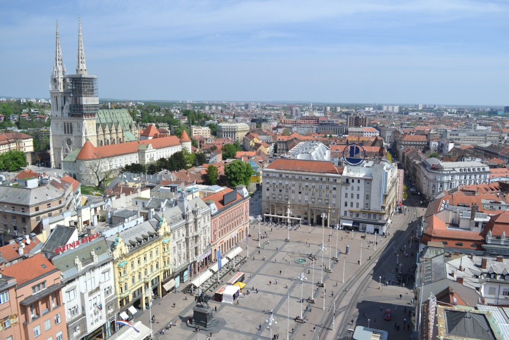 Croatia Proper Zagreb