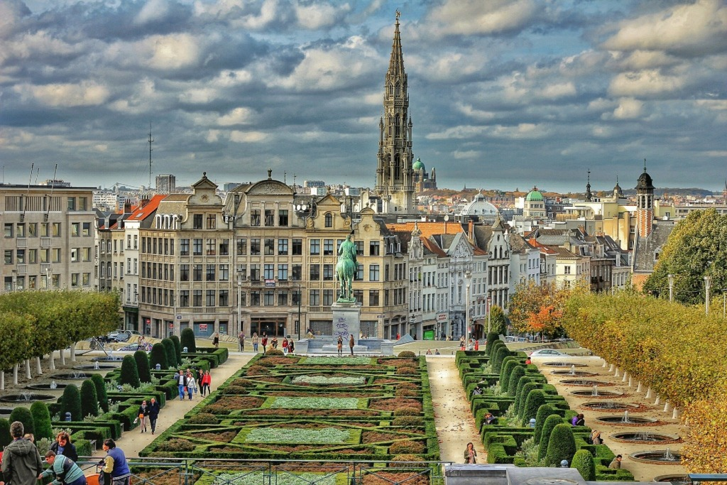 Visit The Capital City, Brussels